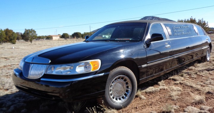 Grand Canyon Vacation Home Rentals Limousine Service